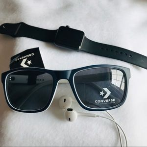 Converse Matte Navy Sunglasses 100% UV Protection